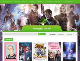 mega-torrent.org screenshot