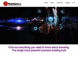 megaagent.com screenshot