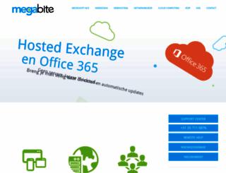 megabite.nl screenshot
