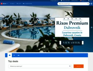 megabon.com screenshot