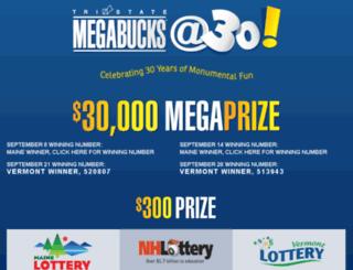 megabucks30.com screenshot