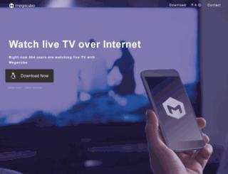 megacubo.net screenshot