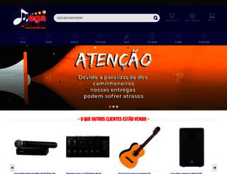 megadisconildo.com.br screenshot