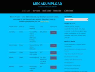 megadumpload.com screenshot