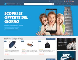 megaecommerce.com screenshot