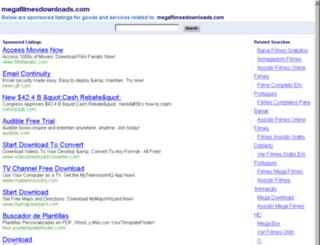 megafilmesdownloads.com screenshot