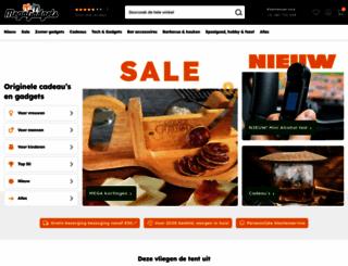 megagadgets.nl screenshot
