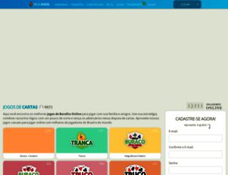 megajogos.com.br screenshot