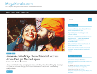 megakerala.com screenshot