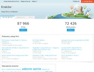 megakrakow.nf.pl screenshot