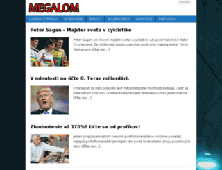 megalom.eu screenshot