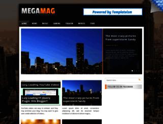 megamagdemo.blogspot.com screenshot