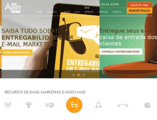 megamamutemail.com.br screenshot