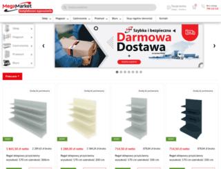 megamarket.com.pl screenshot