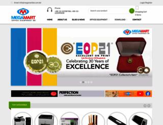 megamartbd.com.bd screenshot