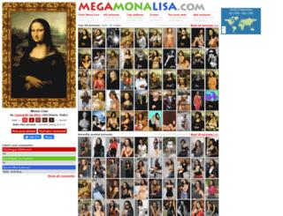megamonalisa.com screenshot