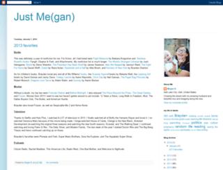 meganbishop.blogspot.com screenshot