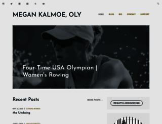 megankalmoe.com screenshot