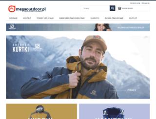 megaoutdoor.pl screenshot