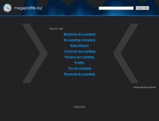megaprofits.biz screenshot