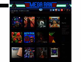 megaranmusic.com screenshot