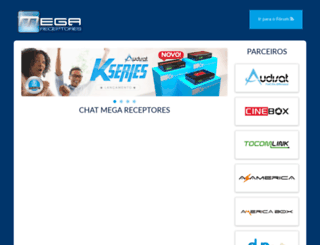 megareceptores.com screenshot