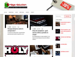 megareduction.com screenshot