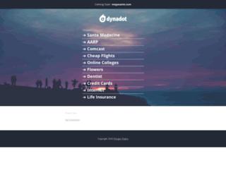 megasante.com screenshot
