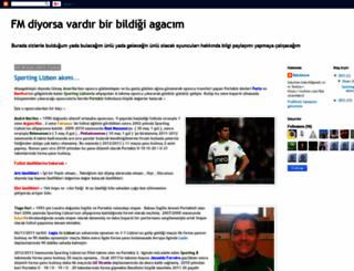 megascout.blogspot.com.tr screenshot