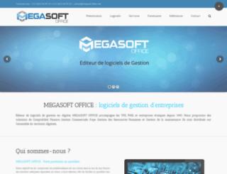 megasoft-office.com screenshot