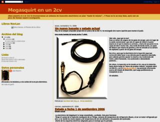 megasquirt2cv.blogspot.com.ar screenshot
