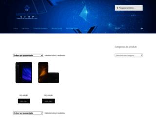 megatecshop.com.br screenshot