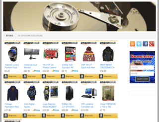 megatecstore.com screenshot