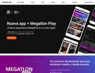 megatlon.com screenshot
