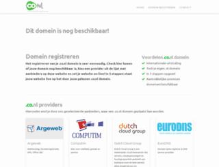 megatv.co.nl screenshot