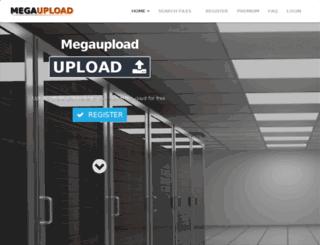 megaupload.uk screenshot