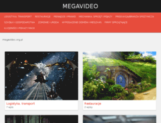 megavideo.org.pl screenshot