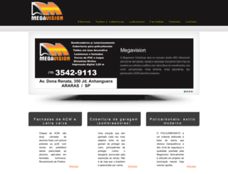 megavisiontoldos.com.br screenshot