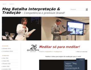 megbatalha.com screenshot