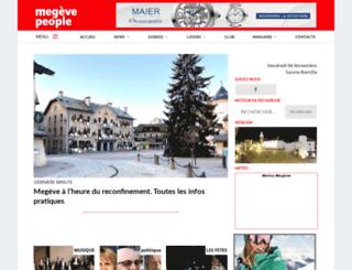 megevepeople.com screenshot