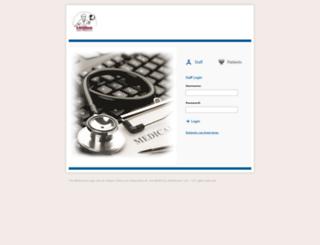 meggisonfamily.medicfusion.com screenshot