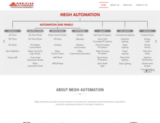 meghautomation.com screenshot