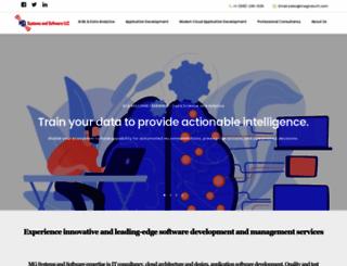 megnasoft.com screenshot