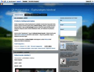 megtanulokhollandul.blogspot.hu screenshot