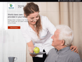 meharservices.com screenshot