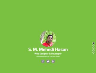 mehedi.com.bd screenshot
