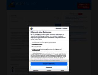 mehr-tanken.de screenshot