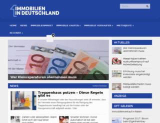 mehrwert-immobilie.de screenshot