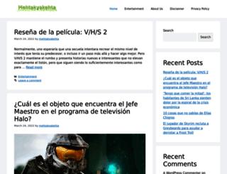 mehtakyakehta.com screenshot