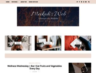 meikah.blogspot.com screenshot